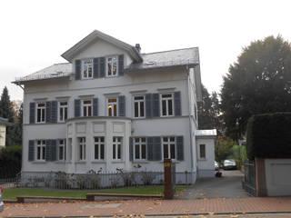 Sanierung der Villa Stella von Jüttemann Architekten