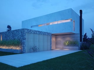 Modern houses by 253 ARQUITECTURA Modern