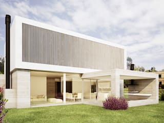 Modern home by 253 ARQUITECTURA Modern