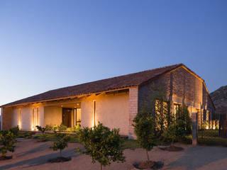 Maisons de style  par Dx Arquitectos, Rustique