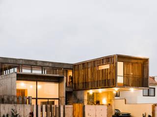 Casa Jardines del Sur Casas estilo moderno: ideas, arquitectura e imágenes de Dx Arquitectos Moderno
