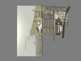 Archeologia industriale_acciaierie Ads: Studio in stile  di Francesca Di Giannantonio_Architetto, Minimalista