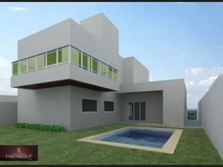 Casa de Condominio:   por 🔸 Arquiteto Fabio Munhoz 🔸