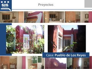 by GSG Arquitectura Sa de CV Colonial