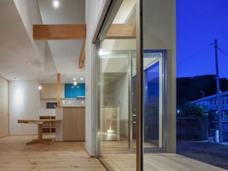 Terrace by 内田建築デザイン事務所,