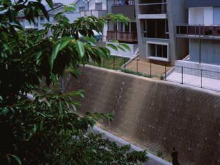宮山台の家 荒谷省午建築研究所/Shogo ARATANI Architect & Associates 一戸建て住宅 コンクリート 灰色