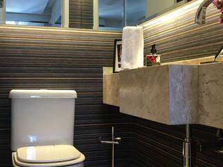 Bathroom by Elaine Orosco , Modern