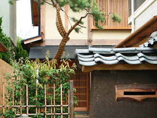 木造伝統工法の日本家屋「調布の家」: 木造伝統構法 惺々舎が手掛けた木造住宅です。,