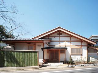 木造伝統構法の日本家屋「世田谷の家」: 木造伝統構法 惺々舎が手掛けた家です。,