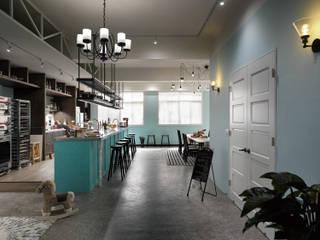 玩食樂章 一水一木設計工作室 餐廳