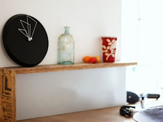Bedroom Wall Styling: modern  by Just For Clocks,Modern
