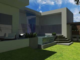 Casa Acácia I por MBarquitetura Moderno