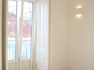 Apartamento Lisboa - Baixa Quartos modernos por Archimais Moderno