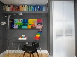 Home office Oficinas y bibliotecas de estilo moderno de Pic & Deco Moderno