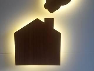 Dormitório Carolina:   por DH Arquitetura,Eclético