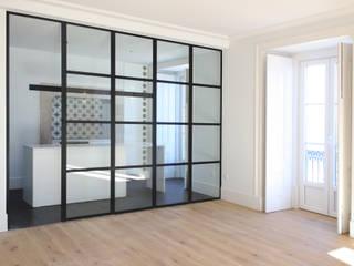Apartamento em Lisboa - Centro Cozinhas modernas por Archimais Moderno