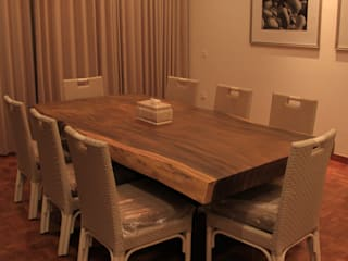 Private villa Oleh Kottagaris interior design consultant Tropis