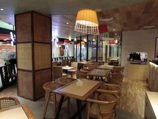 Warung Si Neng restaurant Gastronomi Gaya Asia Oleh Kottagaris interior design consultant Asia