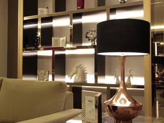 Mr Rino private residence Ruang Keluarga Modern Oleh Kottagaris interior design consultant Modern