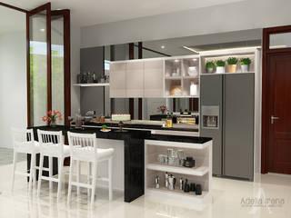 وحدات مطبخ تنفيذ AIRE INTERIOR