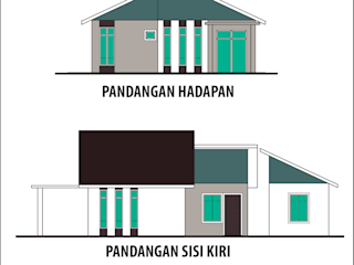 Minimalist Design Bungalow Perlis by ARD Construction & Prefab House Services