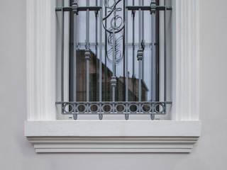 Villetta a schiera: Villa a schiera in stile  di stefania talevi