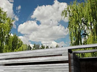 Casas de estilo minimalista de 253 ARQUITECTURA Minimalista