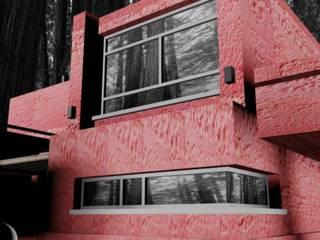 Casas estilo moderno: ideas, arquitectura e imágenes de 253 ARQUITECTURA Moderno