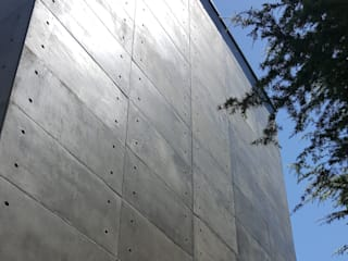 Concrete Beton Exterior Facade Cladding Panel with CRETOX :  Shopping Centres by CRETOX Concrete Panels by NETEREN Co.Ltd.