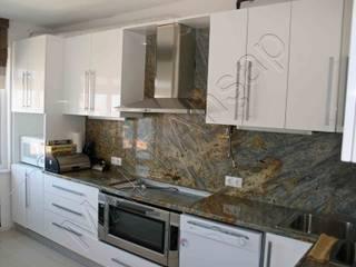 Mutfak - Kitchen - Küchen Maki Ahşap ve Metal Mobilya San. ve Tic. Ltd. Şti. Minimalist