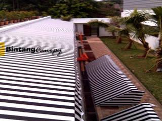 Canopy Kain Sunbrella:modern  oleh bintang canopy, Modern