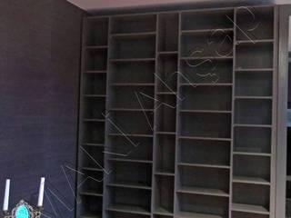 Modern living room by Maki Ahşap ve Metal Mobilya San. ve Tic. Ltd. Şti. Modern