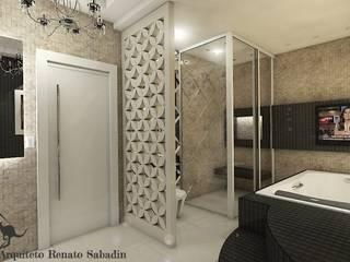 Projetos - Arquiteto Renato Sabadin:   por Renato Sabadin,Moderno