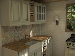 Kitchen by Blophome,