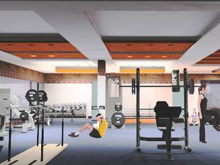 Planning:  Gym by M/s GENESIS