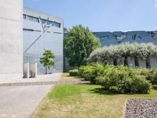 Björn Schumann Architekturfotograf Jardines de estilo moderno