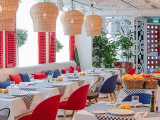 Salas de estilo escandinavo de NEXXT Escandinavo