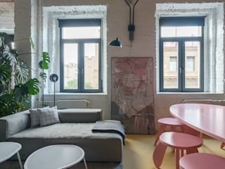 Minimalist office buildings by CROSBY STUDIOS Minimalist