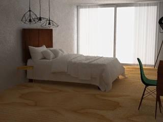 Suite com closett.:   por espaço MUDE