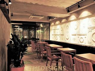 압구정 헤븐엠: thedesigns의  레스토랑