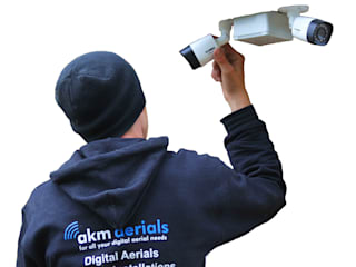 CCTV Stonehouse:  Electronics by Stonehouse Aerials