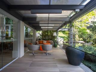 Jardines de invierno clásicos de Belas Artes Estruturas Avançadas Clásico