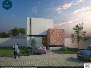 Loft Xiomarc Casas eclécticas de Trubmar Ecléctico