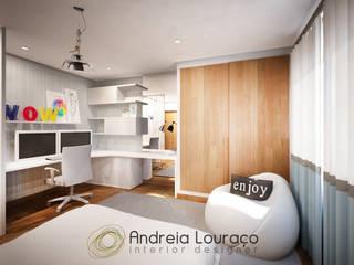 Andreia Louraço - Designer de Interiores (Email: andreialouraco@gmail.com) Cuartos infantiles de estilo moderno