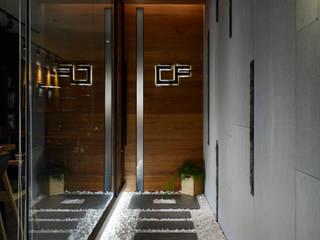 |設計公司辦公室| 根據 陳府設計 Chenfu Design 現代風