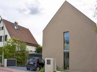 Neubau eines Einfamilienhauses von Jüttemann Architekten