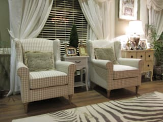 Salas de estar clássicas por FN Design Clássico
