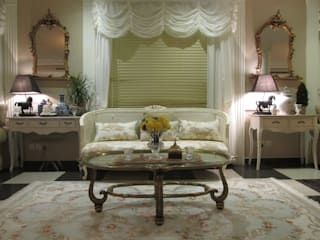 Classic style living room by FN Design Classic
