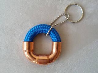 Schlüsselanhänger KEYCOPPER Copper Elements Berlin HaushaltAccessoires und Dekoration Kupfer/Bronze/Messing