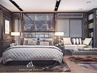 โครงการออกแบบตกแต่งภายใน บ้านพักอาศัย 2 ชั้น inizio 2 :   by บริษัทเกรี้ยวกราดดีไซน์จำกัด
